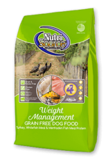 NutriSource NutriSource Dog Dry Grain Free Weight Management