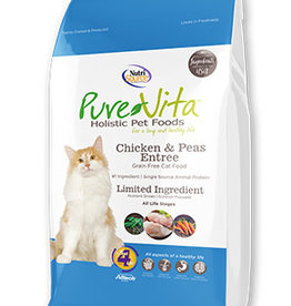 PureVita PureVita Cat Dry Chicken and Peas