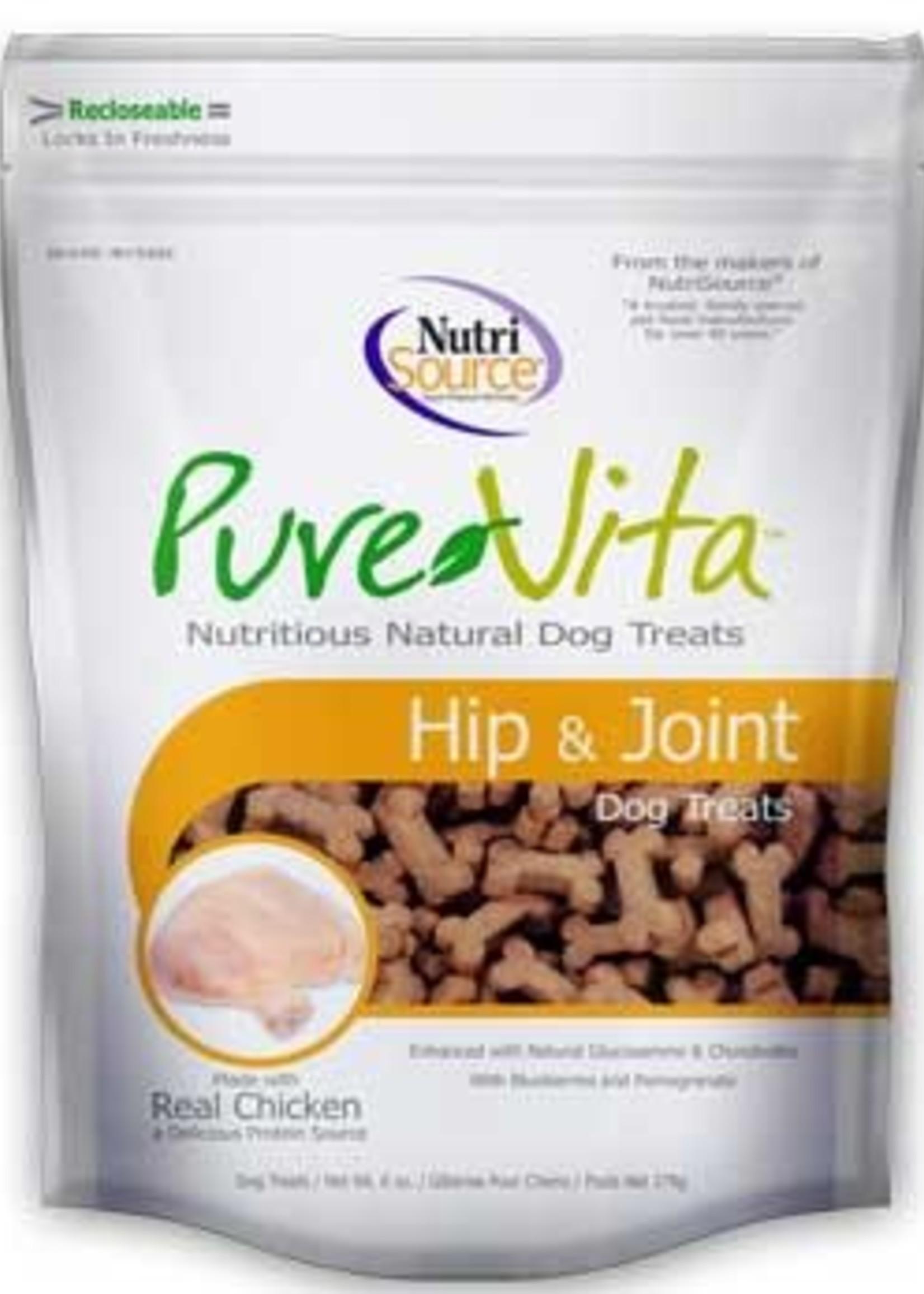 PureVita PureVita Dog Treat Hip & Joint 6 oz