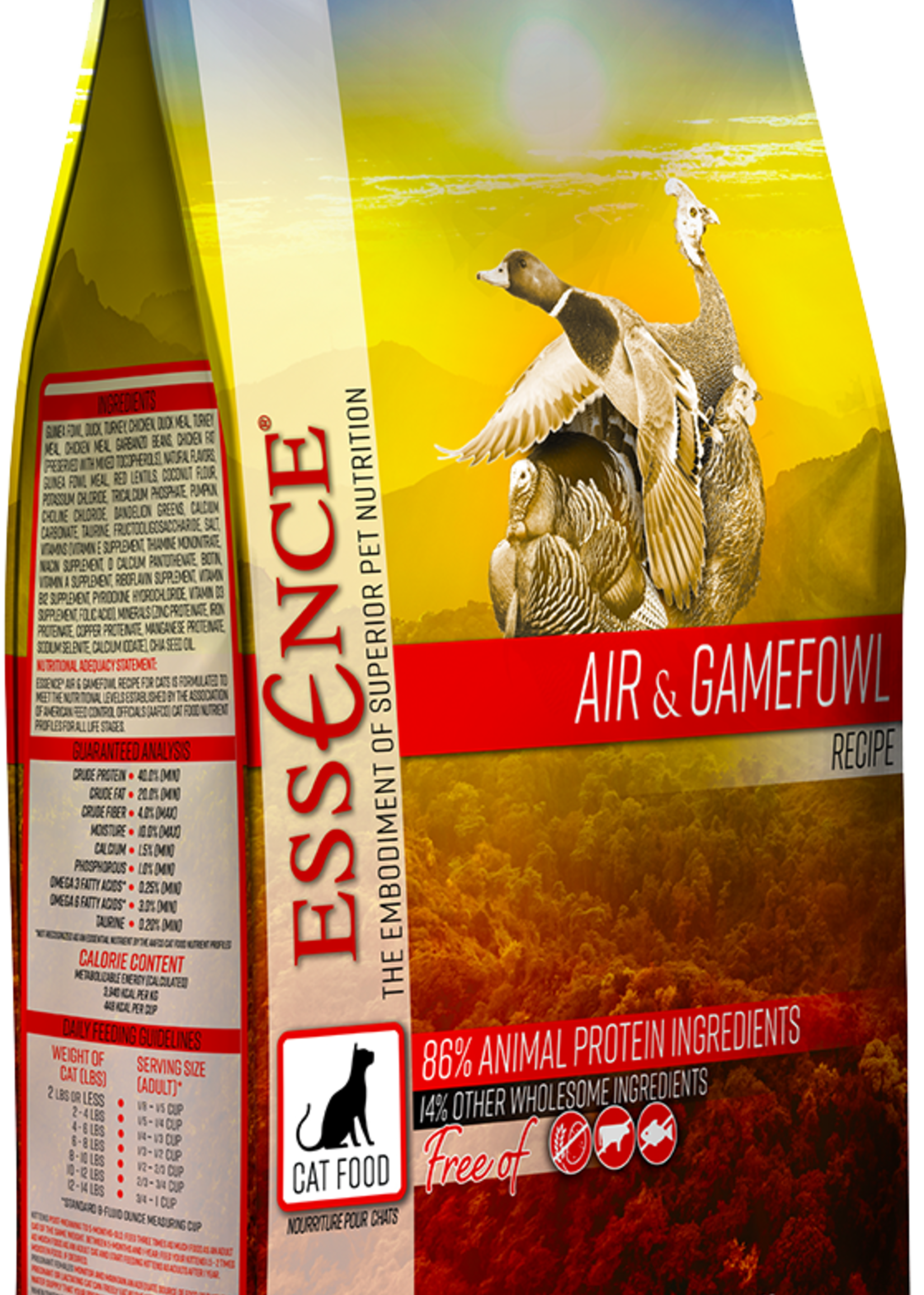 Essence Essence Cat Dry Air and Gamefowl