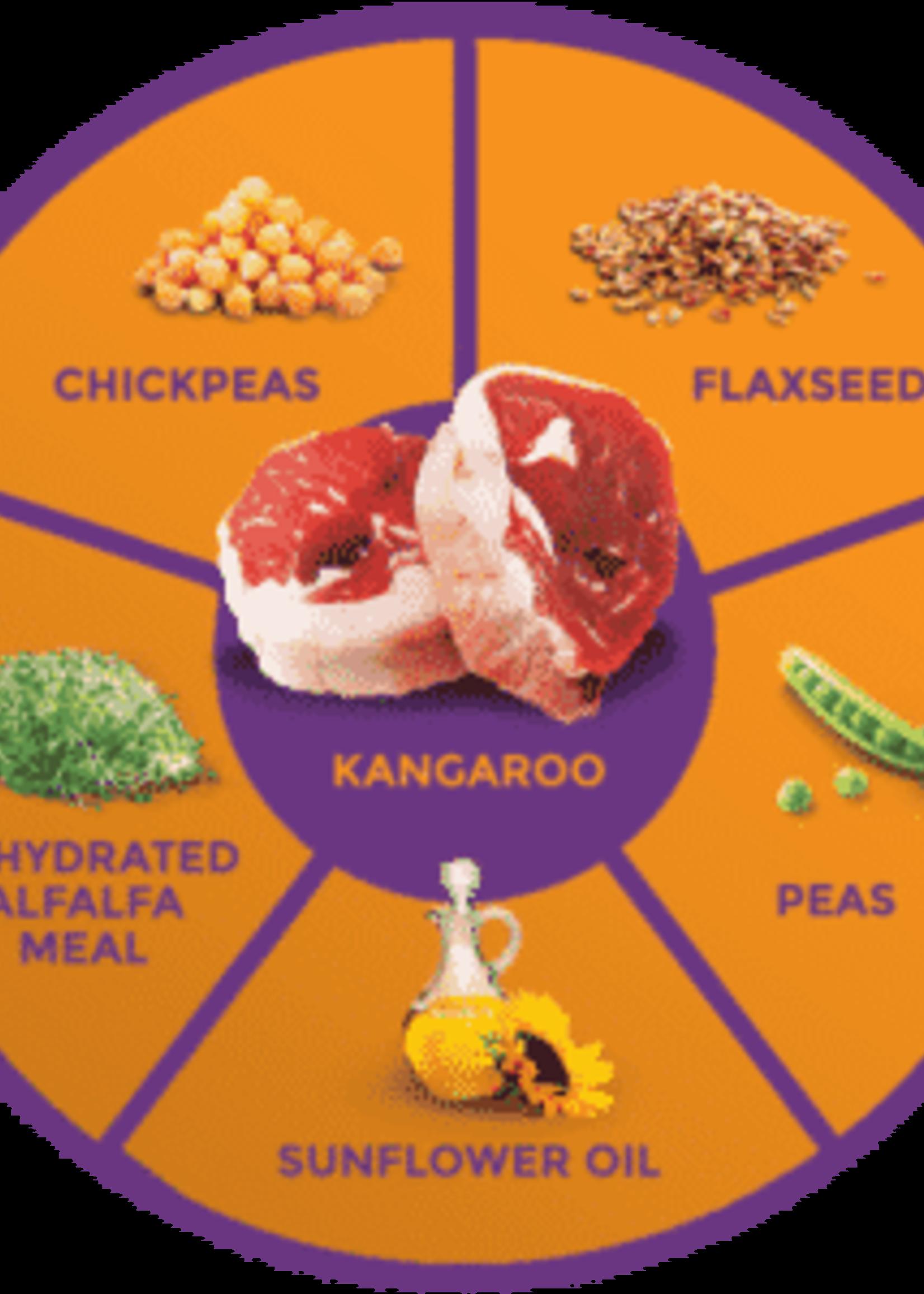 Zignature Zignature Dog Dry Kangaroo