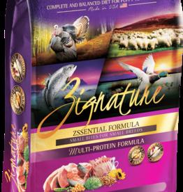 Pet's Global Inc./Zignature Zignature Dog Dry Multi Protein Zssentials Small Bites