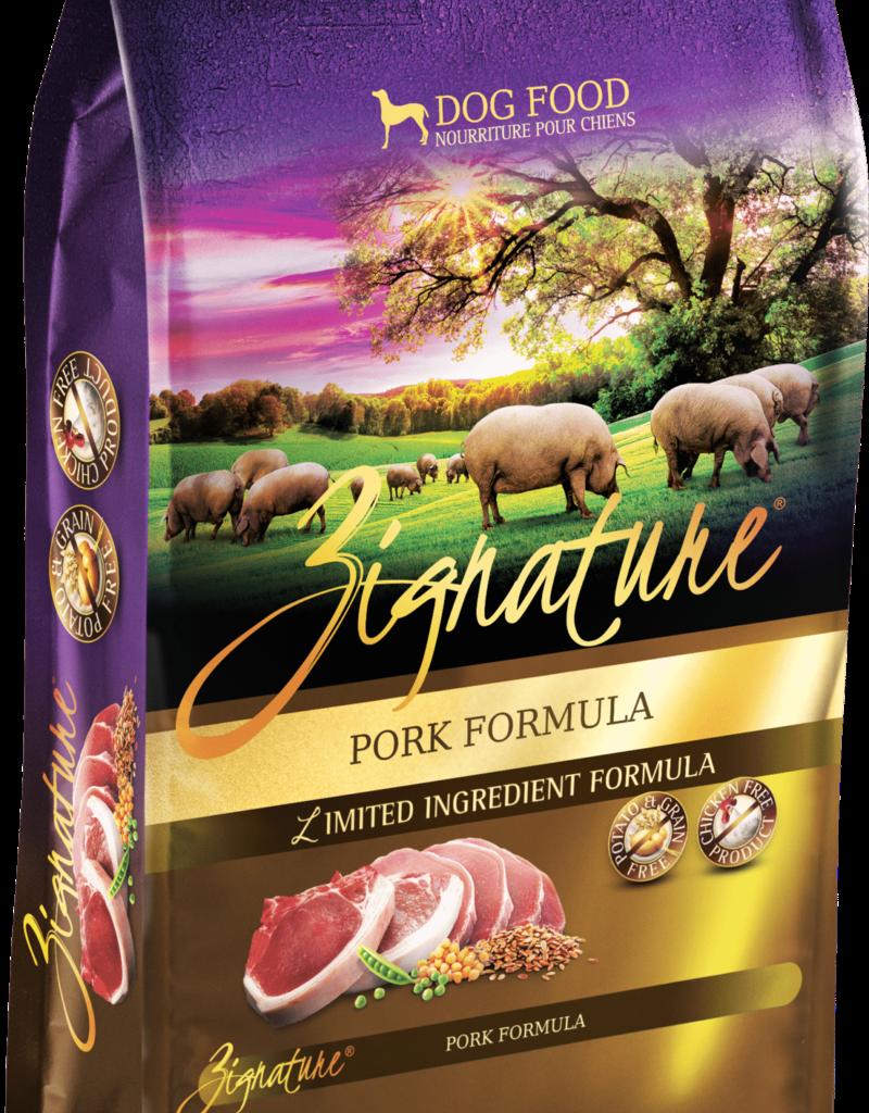 Zignature Zignature Dog Dry Pork