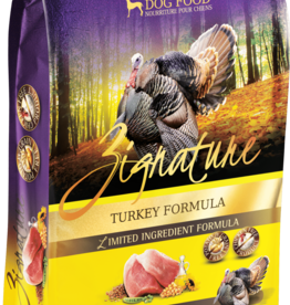 Zignature Zignature Dog Dry Turkey
