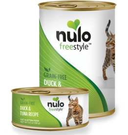 Nulo Nulo Freestyle Cat Can Duck and Tuna