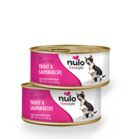 Nulo Nulo Freestyle Cat Can Trout and Salmon 5.5 oz