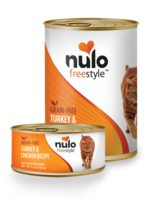 Nulo Nulo Freestyle Cat Can Turkey and Chicken