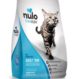 Nulo Nulo Freestyle Cat Dry Adult Trim Salmon and Lentils