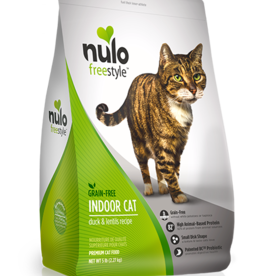 Nulo Nulo Freestyle Cat Dry Indoor Cat Duck and Lentils