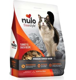 Nulo Nulo Freestyle Cat Treat Freeze-Dried Raw Turkey and Duck