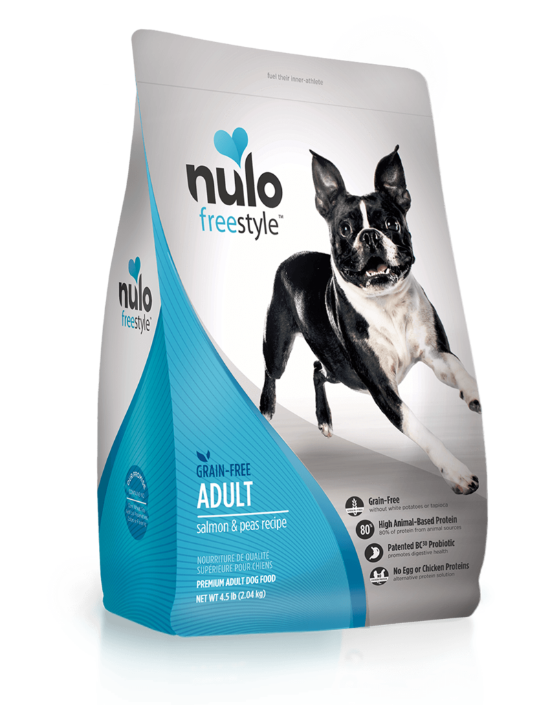 Nulo Nulo Freestyle Dog Dry Adult Salmon and Peas