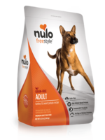 Nulo Nulo Freestyle Dog Dry Adult Turkey and Sweet Potato