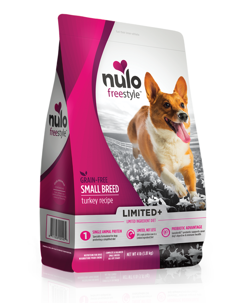 Nulo Nulo Freestyle Dog Dry Limited+ Turkey Small Breed
