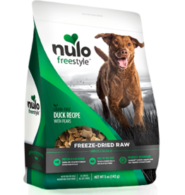 Nulo Nulo Freestyle Dog Treat Freeze-Dried Raw Duck