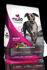 Nulo Nulo Freestyle Dog Treat Freeze-Dried Raw Beef