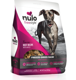Nulo Nulo Freestyle Dog Treat Freeze-Dried Raw Beef
