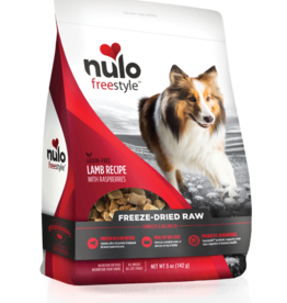 Nulo Nulo Freestyle Dog Treat Freeze-Dried Raw Lamb