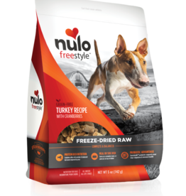 Nulo Nulo Freestyle Dog Treat Freeze-Dried Raw Turkey