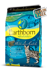 Earthborn by Midwestern Pet Earthborn Cat Dry Holistic Wild Sea Catch