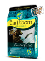 Earthborn by Midwestern Pet Earthborn Dog Dry Holistic Coastal Catch
