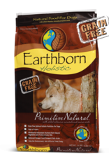 Earthborn by Midwestern Pet Earthborn Dog Dry Holistic Primitive Natural
