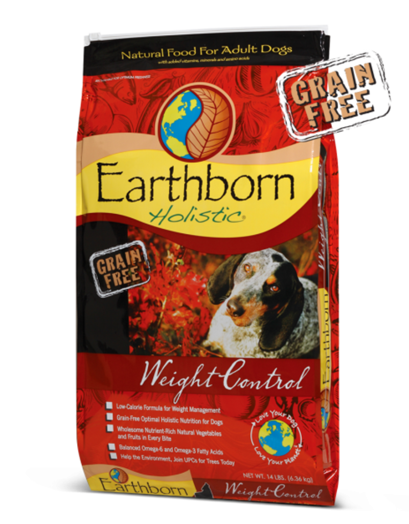 Earthborn by Midwestern Pet Earthborn Dog Dry Holistic Weight Control