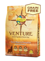 Earthborn by Midwestern Pet Earthborn Dog Dry Venture Duck and Pumpkin