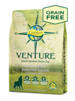 Earthborn by Midwestern Pet Earthborn Dog Dry Venture Turkey and Squash