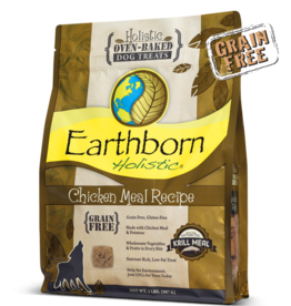 Midwestern Pet Earthborn Dog Treat Oven-Baked Chicken