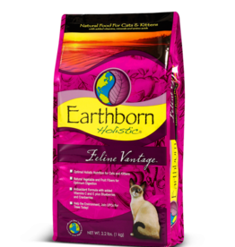 Earthborn by Midwestern Pet Earthborn Cat Dry Holistic Feline Vantage