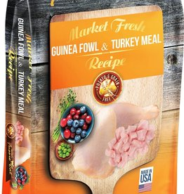 Fussie Cat Fussie Cat Dry Market Fresh Guinea Fowl and Turkey