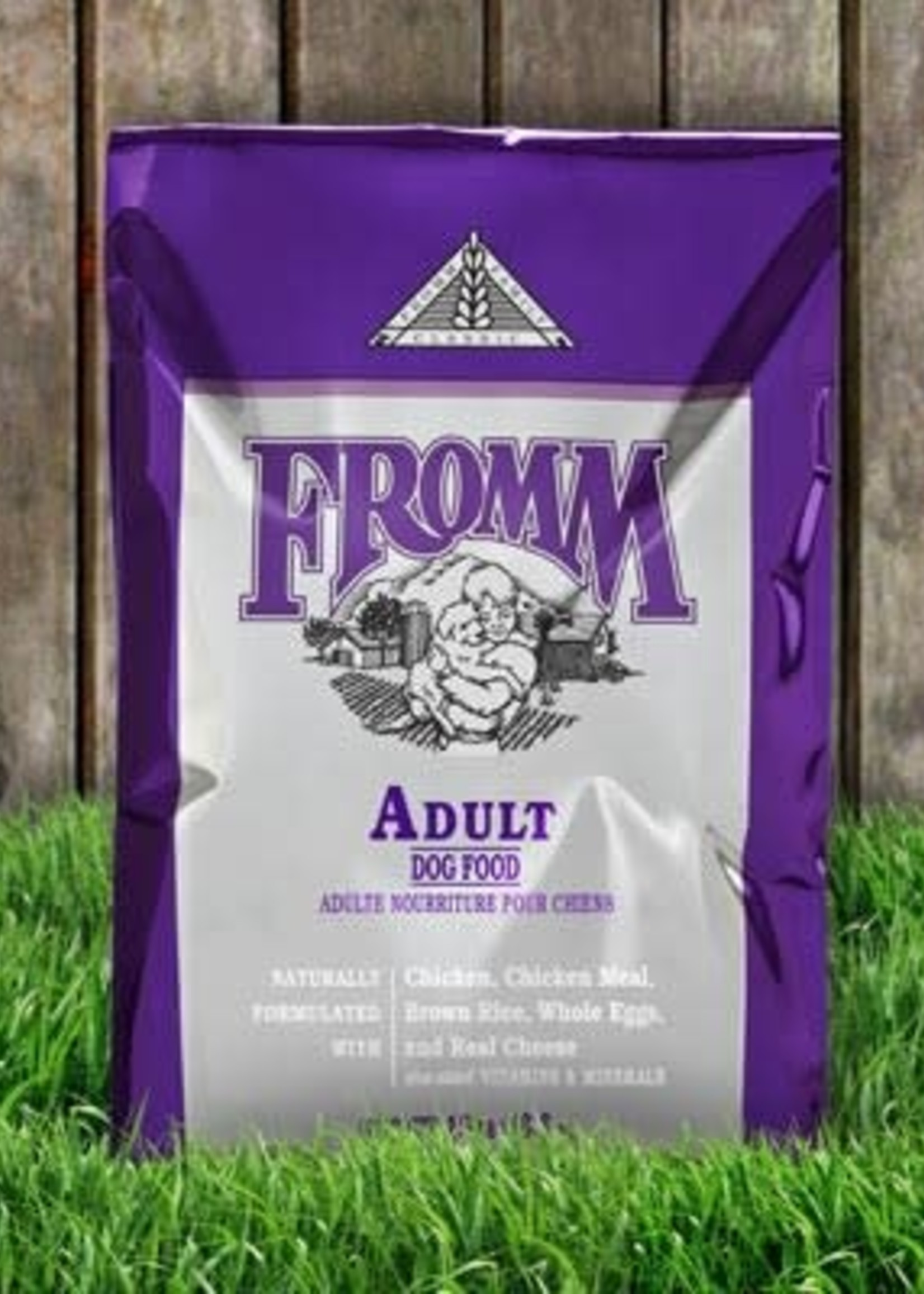 Fromm Family Foods, LLC Fromm Dog Dry Classic Adult
