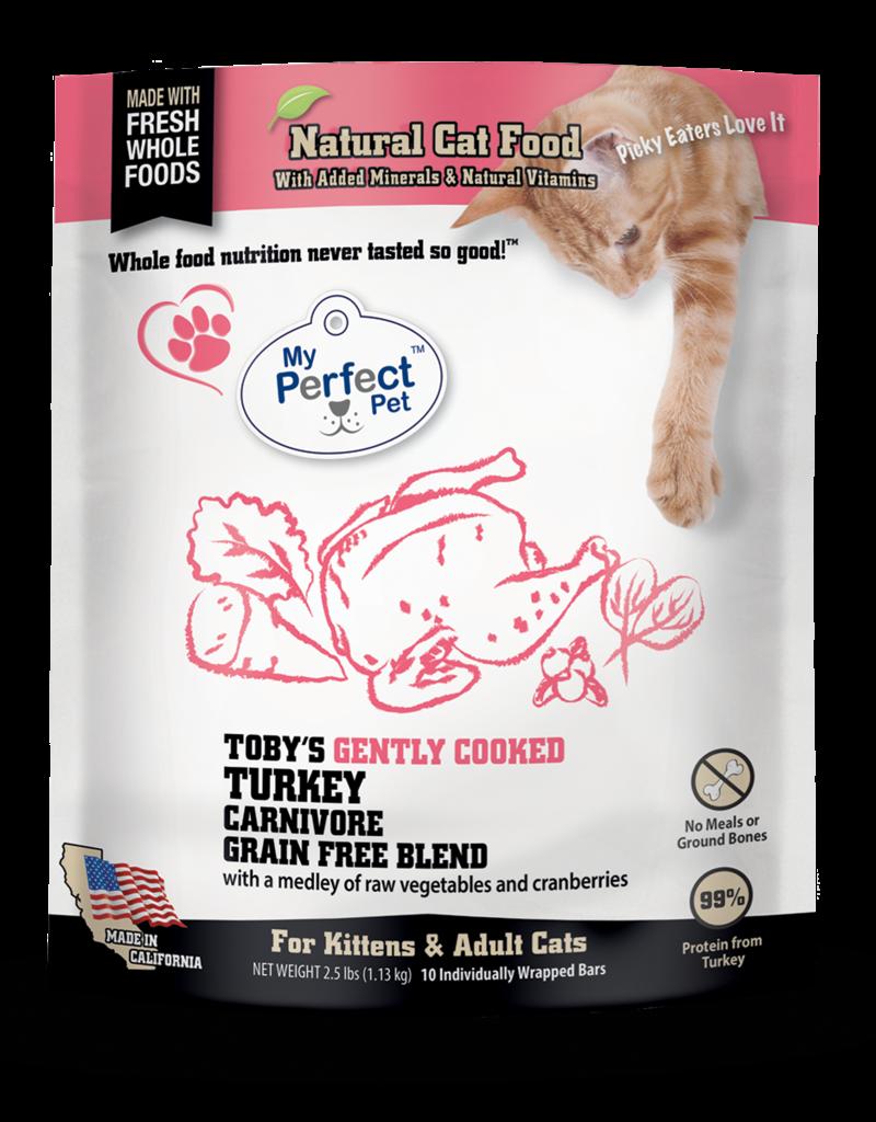 My Perfect Pet My Perfect Pet Cat Turkey 2.5 lbs
