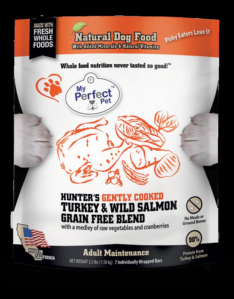 My Perfect Pet My Perfect Pet Dog GF Hunter's Turkey and Salmon 3.5 lbs