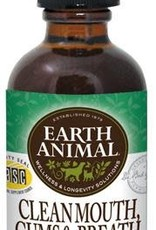 Earth Animal Earth Animal Cat/Dog Herbal Clean Mouth, Gums, and Breath 2 oz