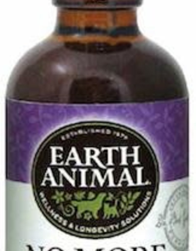Earth Animal Earth Animal Cat/Dog Herbal No More Worms Remedy 2 oz