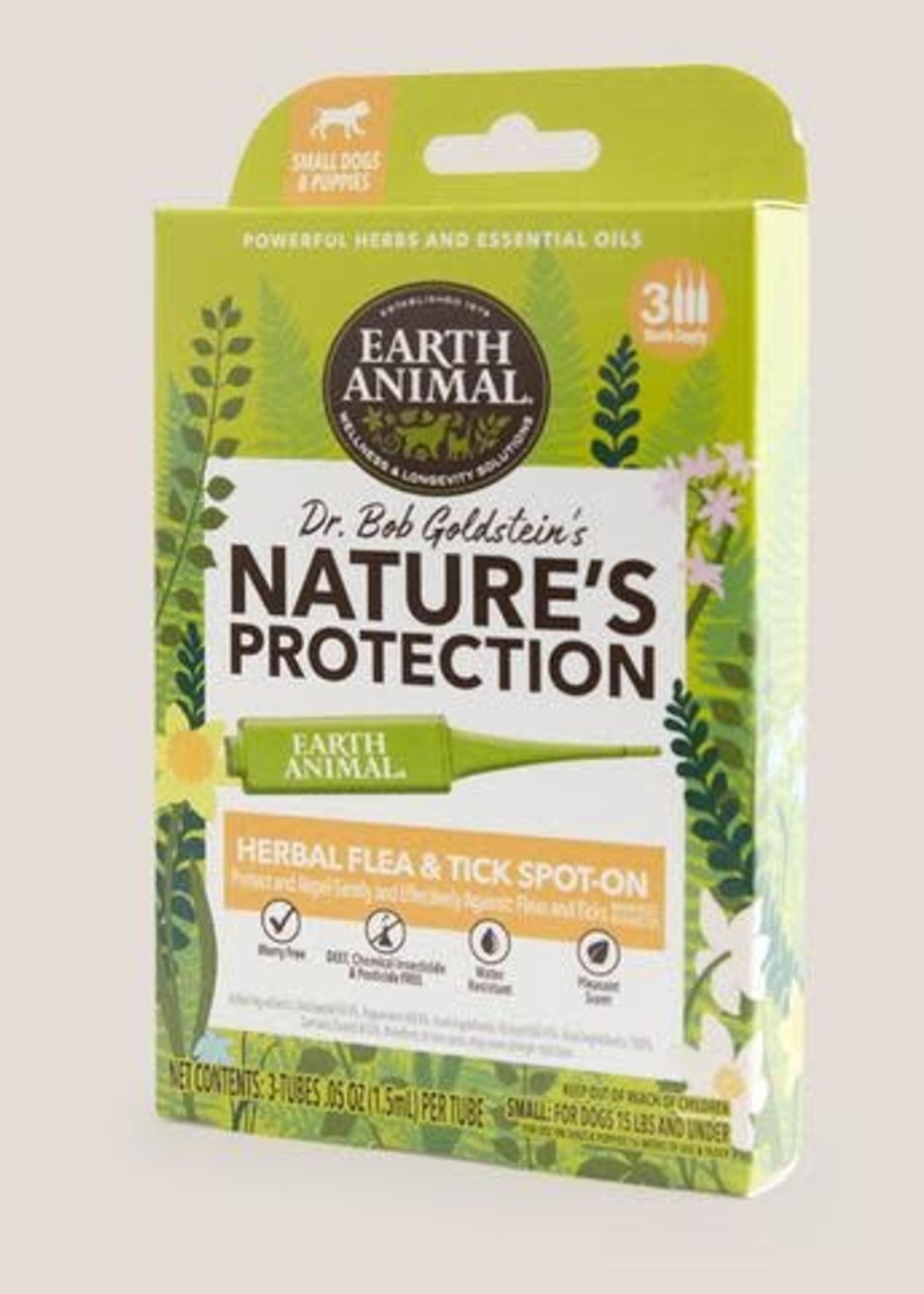 Earth Animal Earth Animal Dog Herbal Flea and Tick Spot-On