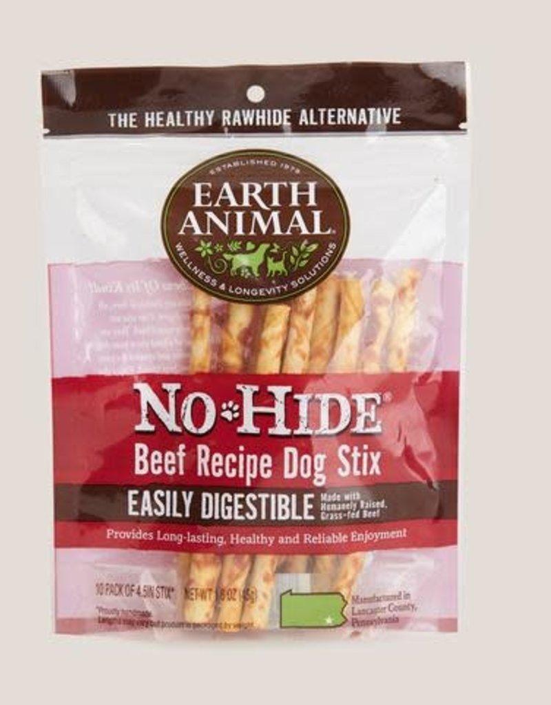 Earth Animal Earth Animal Dog Treat No-Hide Stix Beef