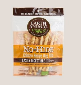 Earth Animal Earth Animal Dog Treat No-Hide Stix Chicken