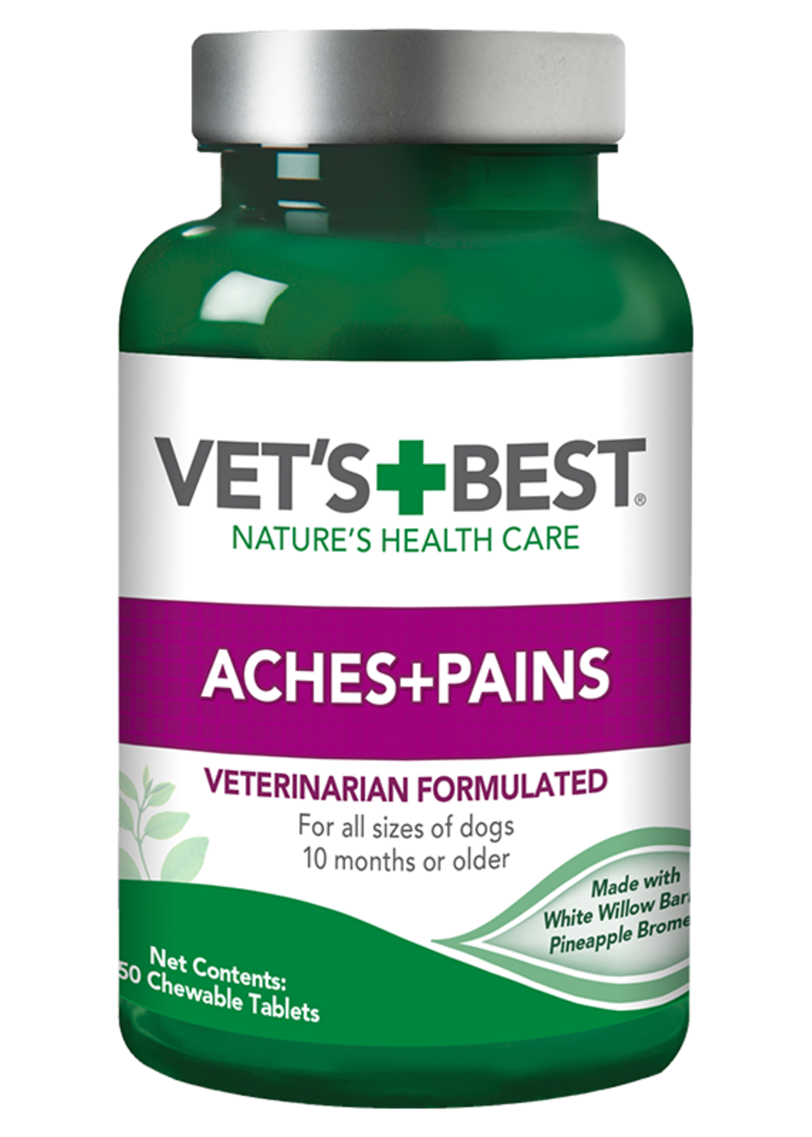Vet's Best Vet's Best Dog Remedy Aches and Pains 50 ct