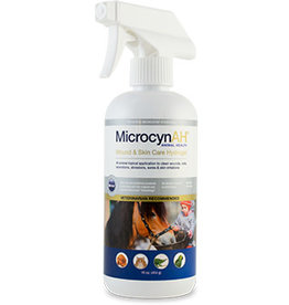MicrocynAH MicrocynAH Cat/Dog Wound and Skin Care Hydrogel