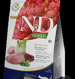 Farmina Farmina Cat Dry Quinoa Digestion Lamb 3.3 lbs