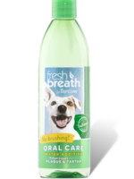 Tropiclean Manufacturing TropiClean Dog Fresh Breath Water Additive