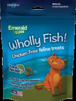 Emerald Pet Products Emerald Pet Cat Wholly Fish! Tuna 3 oz