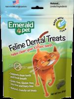Emerald Pet Products Emerald Pet Cat Dental Treats Tuna 3 oz