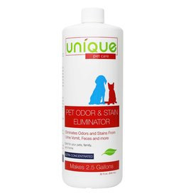 Unique Natural Pet Products Unique Pet Oder & Stain Eliminator 32 oz