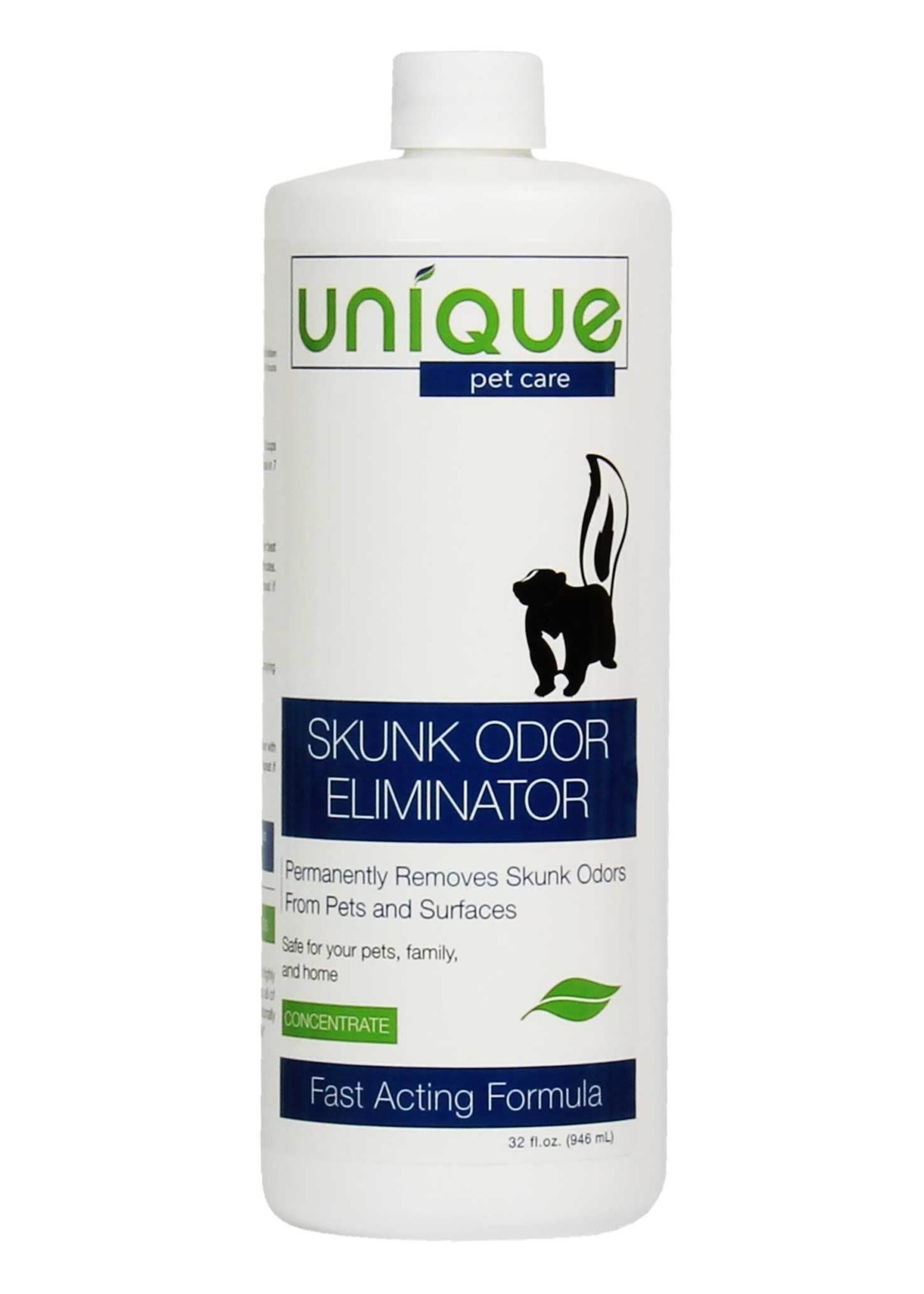 Unique Natural Pet Products Unique Skunk Odor Eliminator Concentrate 32 oz