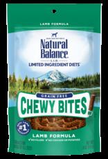 Natural Balance Pet Foods, Inc. Natural Balance Dog Chewy Bites Lamb 4 oz