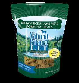 Natural Balance Pet Foods, Inc. Natural Balance Dog Treat Brown Rice & Lamb