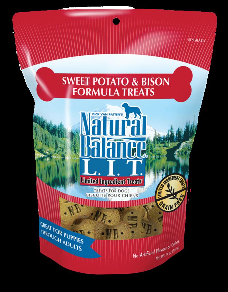 Natural Balance Pet Foods, Inc. Natural Balance Dog Treat Sweet Potato & Bison